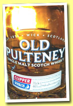 Old Pulteney 'Clipper around the world' (46%, OB, 2014)