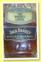 Jack Daniel's 'Single Barrel Select' (45%, OB, USA, for The Whisky Lodge Lyon, France, cask #13-5720, 2013)