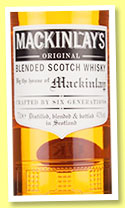 Mackinlay's 'Original' (40%, OB, blend, +/-2014)