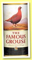 The Famous Grouse (40%, OB, blend, +/-2014)