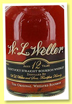 W.L. Weller 12 yo (45%, OB, USA, Kentucky straight bourbon, +/-2014)