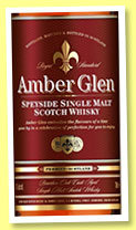 Amber Glen 'Speyside' (40%, Amber Glen, single malt, +/-2015)