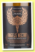 Angels' Nectar (40%, OB, Highfern, Scotch blended malt, +/-2014)