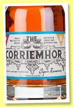 Corriemhor 'Cigar Reserve' (46%, Fox Fitzgerald, single malt, +/-2014)
