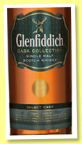 Glenfiddich 'Select Cask' (40%, OB, Cask Collection, travel retail, +/-2014)