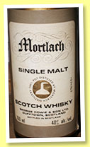 Mortlach (40%, OB, 75cl, +/-1985)