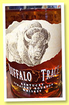 Buffalo Trace 'Single Barrel' (40%, OB, LMDW, Kentucky straight bourbon, cask #07-C-28-P-3-53-042)