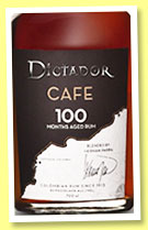 Dictador '100 months Cafe' (40%, OB, Columbia, +/-2015)