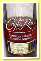 Eagle Rare 17 yo (45%, OB, Kentucky straight bourbon, spring 2014)