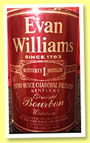 Evan Williams 15 yo (50.5%, OB, for Japan, Kentucky straight bourbon, +/-1985?)