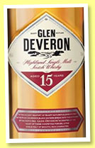 Glen Deveron 15 yo (40%, OB, +/-2015)