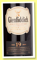 Glenfiddich 19 yo  'Age of Discovery' (40%, OB, red wine cask finish, +/-2013)