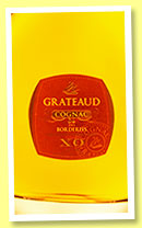 Grateaud XO (43%, OB, cognac, Borderies, +/-2014)