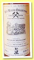 Macduff 2000/2011 (59%, Jack Wiebers, Old Mining Collection, cask #5802, Sherry Cask)