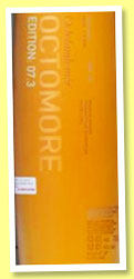 Octomore 5 yo 2010/2015 '07.3 Islay Barley' (63%, OB)