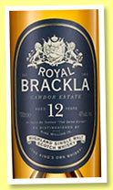 Royal Brackla 12 yo (40%, OB, 2015)
