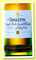 The Singleton of Glen Ord 15 yo (40%, OB, +/-2015)