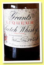 Grant's 'Liqueur Scotch Whisky' (OB, blend, early 1930s)