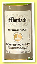 Mortlach (40%, OB, 75cl, +/-1980)