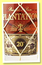 Plantation '20th Anniversary' (40%, Plantation, Barbados, +/-2014)