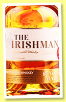 The Irishman 'Single Malt' (40%, OB, Irish, +/-2015)