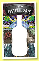 Jura 'Tastival 2016' (51%, OB, triple sherry finish)