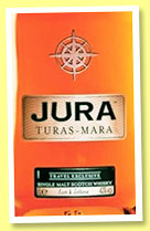 Jura 'Turas-Mara' (42%, OB, travel retail, 1l, +/-2016)