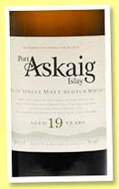 Port Askaig 19 yo (50.4%, Specialty Drinks, +/-2016)