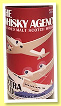 The Whisky Agency 'Extra Old' (44.7%, The Whisky Agency, blended malt, sherry, 2015)