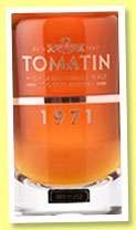Tomatin 1971/2016 (45.8%, OB, Warehouse 6 Collection, oloroso sherry cask, cask #30041, 252 bottles)
