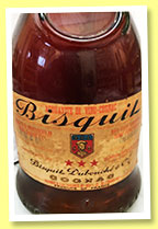 Bisquit *** (no abv, OB, Cognac, Ruffino, Italy, early 1950s?)
