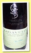 Lagavulin 2000/2016 'Distillers Edition' (43%, OB, lgv 4/505)