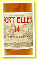 Port Ellen 14 yo 1977 (59.7%, Intertrade, +/-1991)