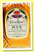 Crown Royal 'Northern Harvest Rye' (45%, OB, Canada, blended, +/-2015)