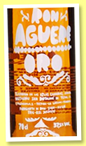 Ron Aguere Oro (37.5%, OB, Canary Islands, +/-2016)