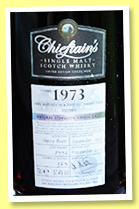 Chieftain's Speyside 1973/2015 (57.4%, Ian MacLeod, Chieftain's, single malt, cask #7992, sherry butt, 369 bottles)