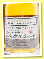 Ghosted Reserve 21 yo (42.8%, OB, William Grant, blended Scotch, +/-2014)
