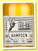 Hampden 1998/2016 (66.3%, Rum Nation, Jamaica, cask #1-15, 480 bottles)