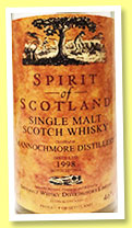 Mannochmore 16 yo 1998/2014 (46%, Spirit of Scotland for Van Wees, refill hogshead, cask #5270)