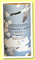 Mannochmore 28 yo 1988/2016 (46%, The Whisky Agency for La Maison du Whisky, hogshead, 225 bottles)