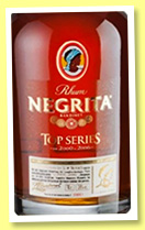 Negrita 'Top Series 2000-2006' (38%, OB, Bardinet, France, blend, +/-2015)