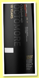 Octomore 10 yo '2nd Edition' (57.3%, OB, 18000 bottles, 2016)