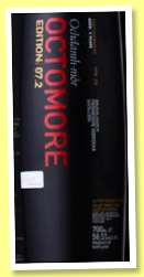 Octomore 5 yo 2009/2015 '07.2_208' (58.5%, OB)