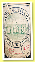 Talisker 1972/1985 (61.8%, Scotch Malt Whisky Society, #14.2)