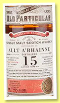 All-A-Bhainne 16 yo 2000/2017 (48.4%, Douglas Laing, Old Particular)