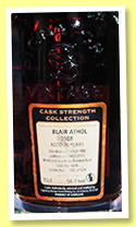 Blair Athol 26 yo 1988/2015 (56.1%, Signatory Vintage, wine treated butt, casks #6846, 624 bottles)