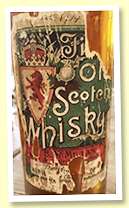 B. McMillan 'Finest Old Scotch Whisky' (Dundee, Bottled circa 1900)