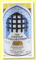 Glenallachie 18 yo 1976/1995 (43%, The Whisky Castle Collection, cask # 6236)