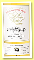 Glenallachie 25 yo 1992/2017 (47.6%, The Single Malts of Scotland, bourbon, cask #7665589)
