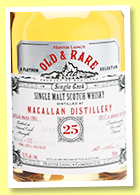 Macallan 25 yo 1991/2017 (51.2%, Hunter Laing, Old & Rare Platinum, 222 bottles)